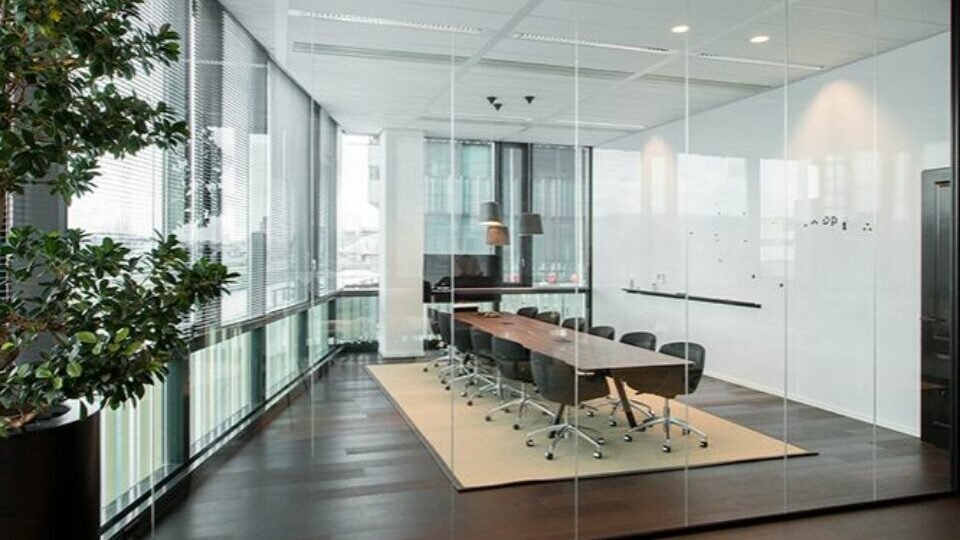 Let CFNYgroup help you with Demountable Partition Walls