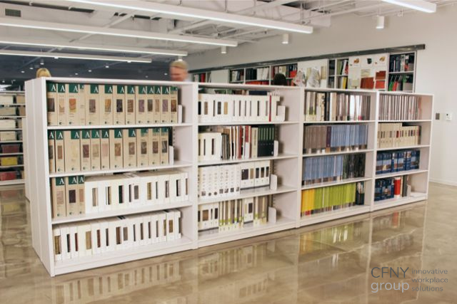 Styling Tips For Beautiful Library Shelving