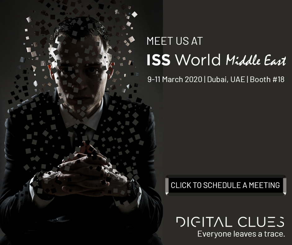 Meet us at iss world middle east