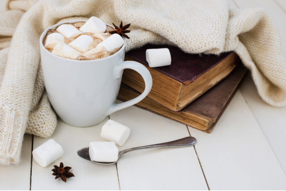 Hot Chocolate and a Good Book – How to Win Friends and Influence People