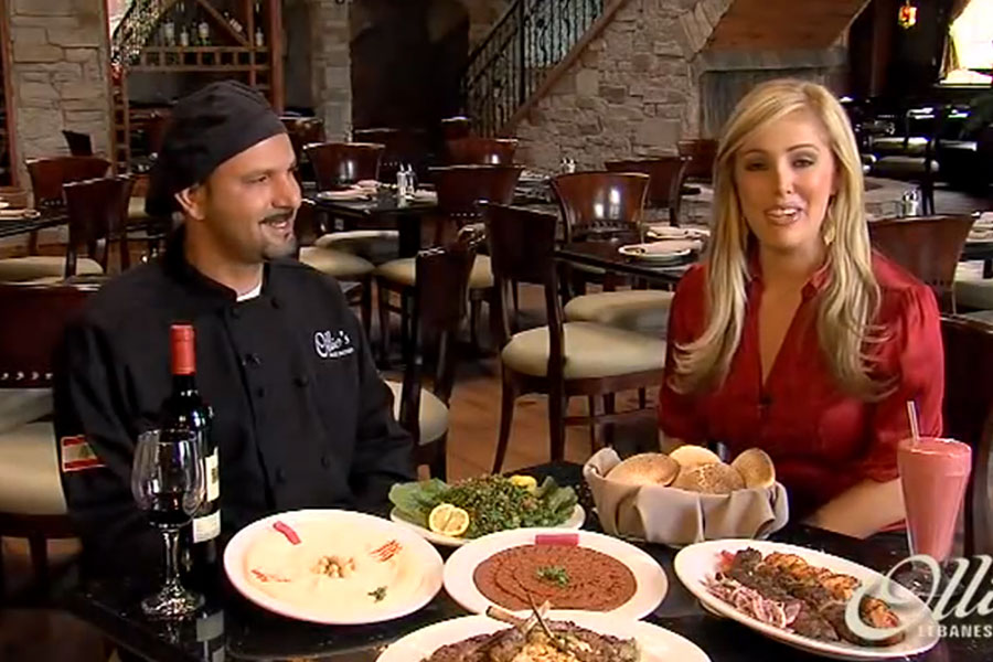 Ollie's Cuisine Featured On Detroit's Channel 7 Dining Deals with Erin Nicole