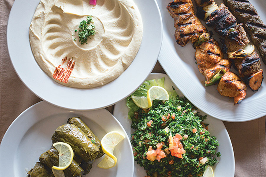 Ollie's Lebanese Cuisine gives a taste of the 'Paris of the Middle East' (Review by Metro Times)