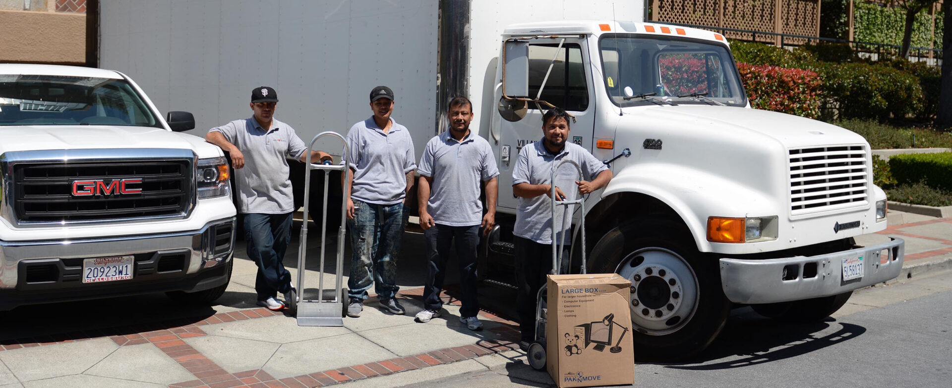 San Mateo Movers