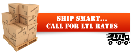 call us for LTL shipping options