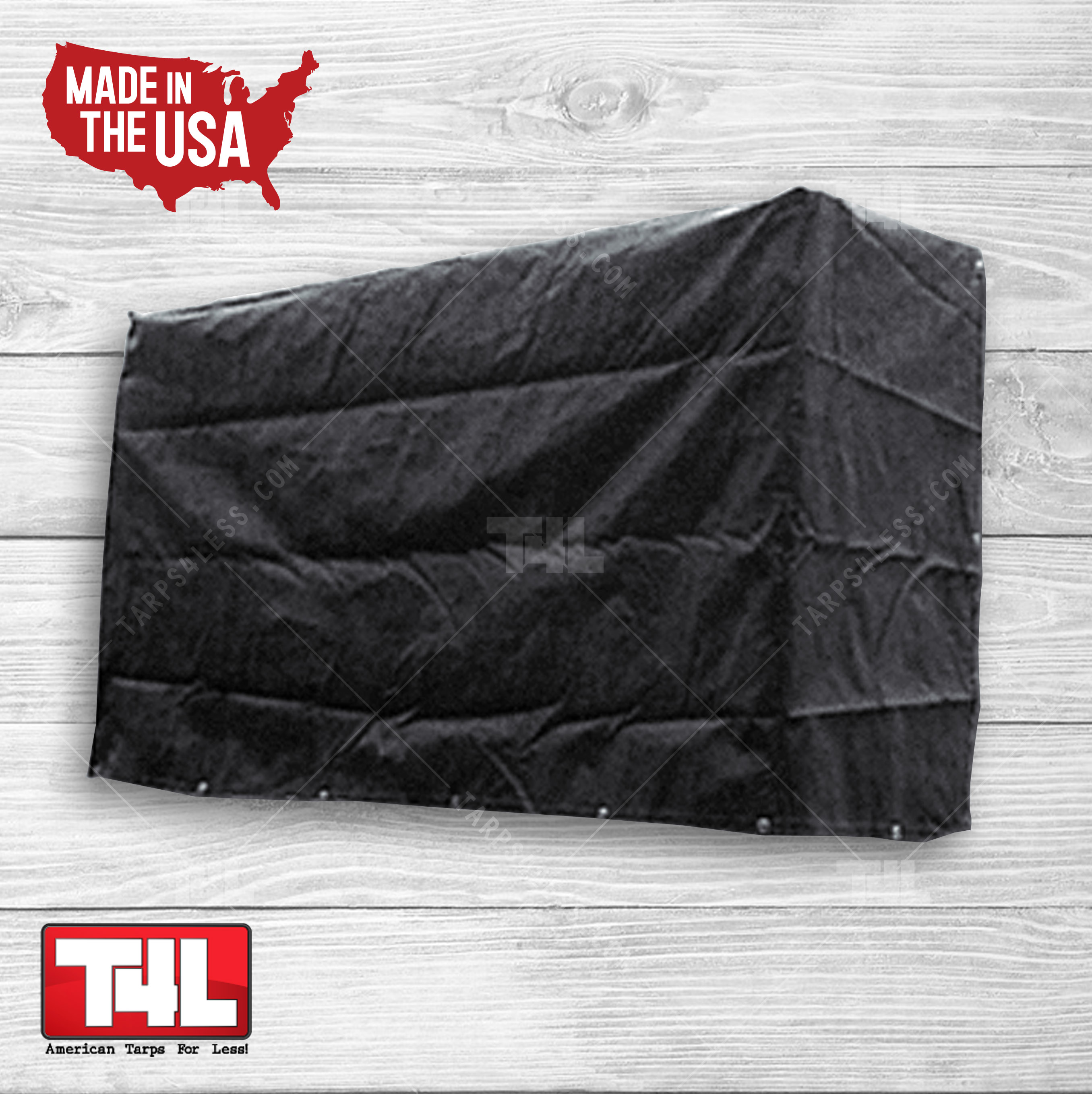 Deluxe Fitted Smoke Tarp