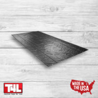 12′ X 25′ Steel Tarp – 1 row