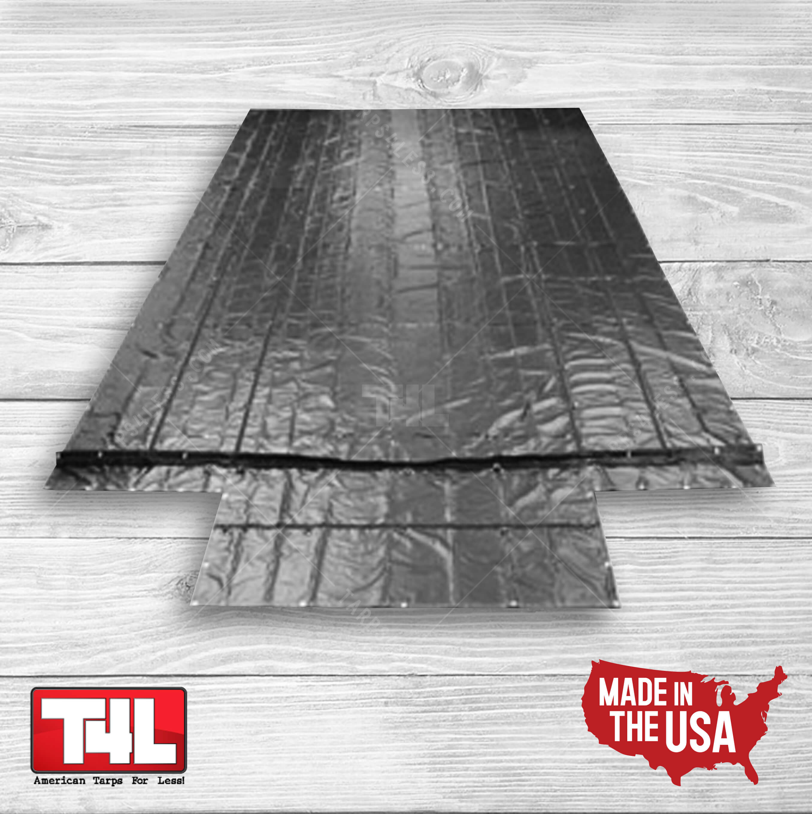 Machinery Tarps (9' & 10' Drops)