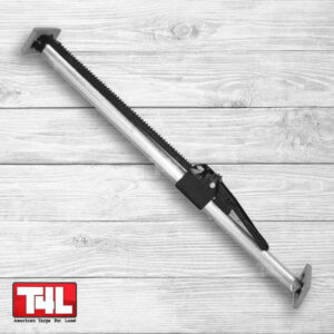 Aluminum Cargo Bar & Load Stabilizer