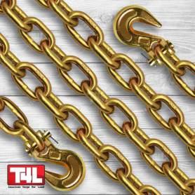 Transport Chains and Binders