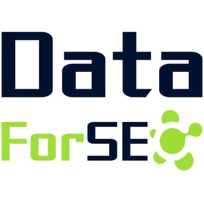 We're powered by DataForSEO