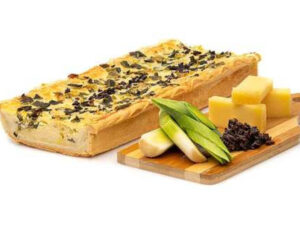 Quiche Leek & Black Truffle