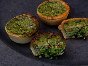Mini Quiche asaperigus