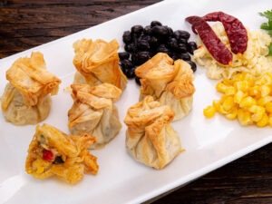 Phyllo Pouch – Sonoran Chicken