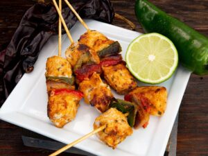Skewer - Chili-Lime Chicken Kabob