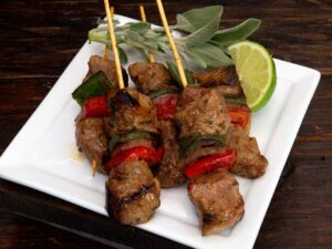 Skewer - Chipotle Steak Churrasco