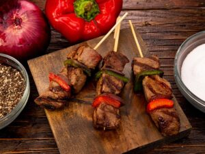 Skewer - Lamb Kabob
