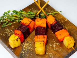 Skewer - Roasted Root Vegetable