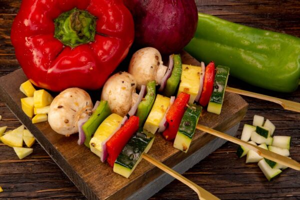 Skewer -Vegetable - 2oz