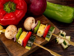 Skewer - Vegetable 1oz