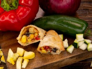 Empanada – Southwest Mixed Bean - Vegan