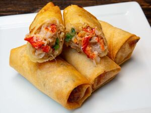 Spring Roll - Lobster & Sweet Corn