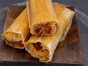 Tamale – Machaca Beef 3oz