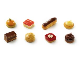 Traditional Petit Four Assortment