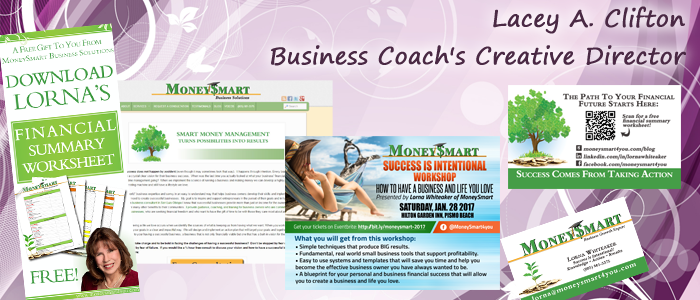 Business Coach's Creative Director