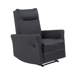 Adriana Black Recliner