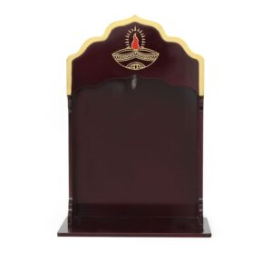 Springfield Wooden Pooja Unit Jfa Furniture