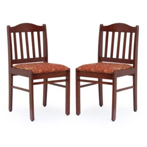 Buy Tuscany Dining Chair – Set of 2 Jfa Furniture Online in Chennai