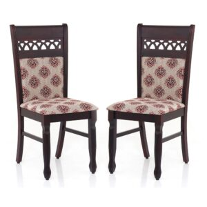Buy Dayton Dining Chair – Set of 2 Jfa Furniture Online Chennai