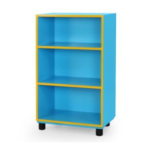 Kids Blue Bookshelf at Jfa Furniture