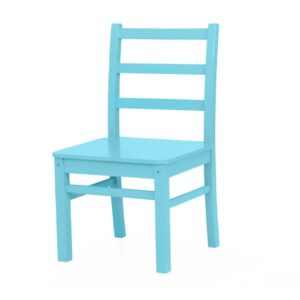 Buy Lily Study Blue Kids Chair Jfa Furniture Online