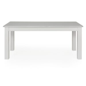 Buy Snowy silver dining table Online - Jfa Dining Furniture Chennai