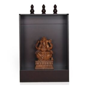 Portland Wooden Pooja Unit Jfa Furniture