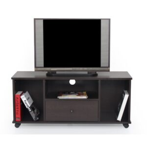 Portland TV Cabinet With Drawer Jfa Furniture