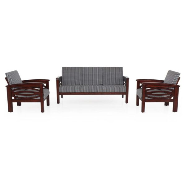 Emerald Wooden Sofa – 3-1-1 Set Jfa Furniture