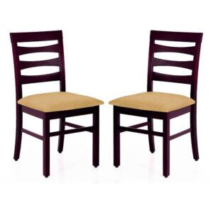 Buy Kiwi Dining Chair - Set of 2 Online at Low Price - Dining Room Chair Jfa Furniture Chennai