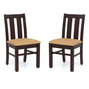 Buy Mango Dining Chair – Set of 2 Jfa Furniture Chennai