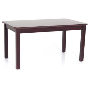 Buy Orange Four Seater Dining Table Online - Jfa Dining Furniture Chennai