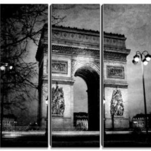 TRIUMPH ARCH, PARIS PAINTING