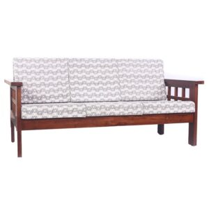 Kattam Wooden Sofa Set Jfa Furniture