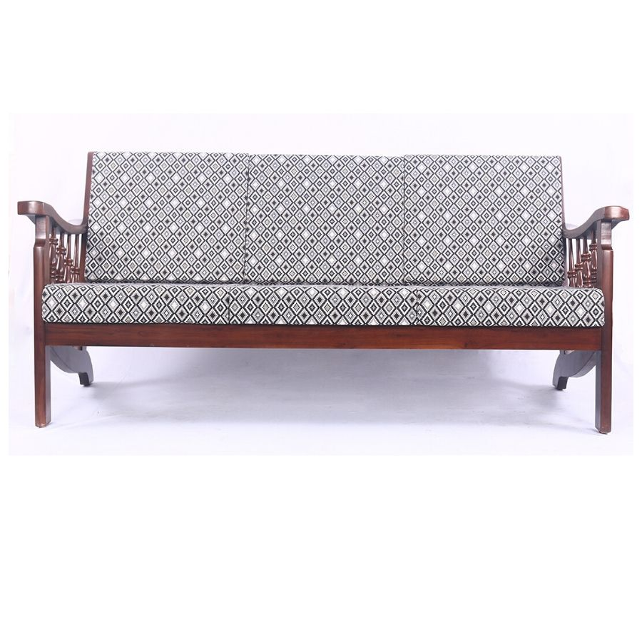 PLL Wooden Sofa Set Jfa Furniture Online