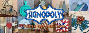 Signopoly Logo