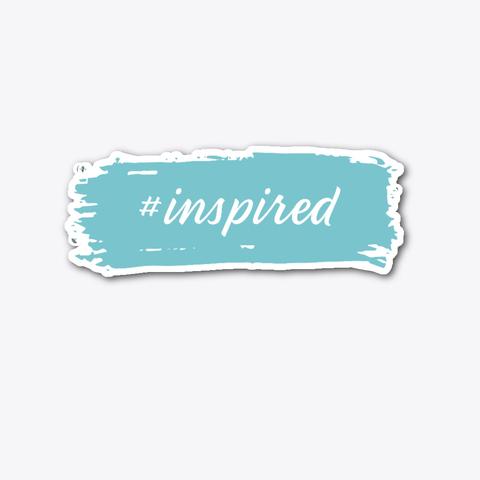 #inspired Dies Cast Sticker