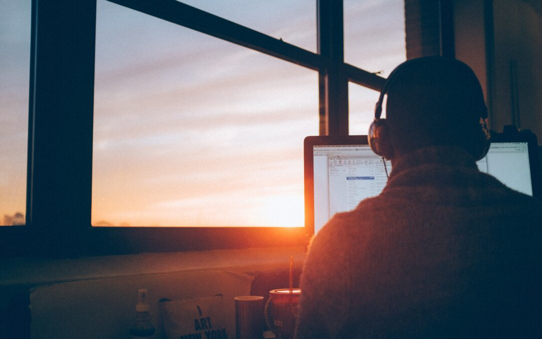 "5 Universal Benefits of the new ""Telecommute"""