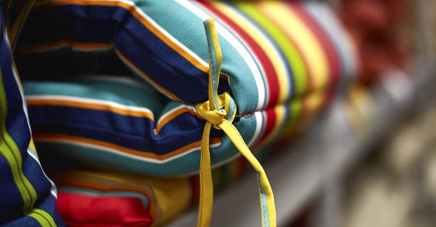outdoor custom cushions