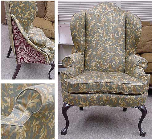 slipcover technique