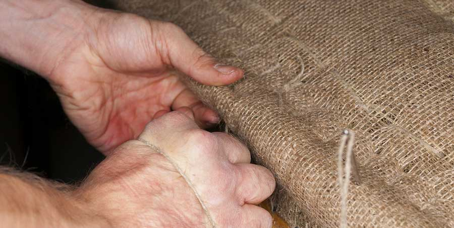 upholstery fabric repair